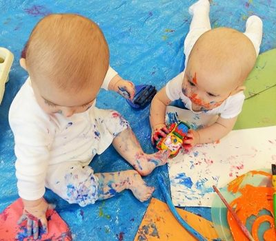 baby art classes in sunderland washington