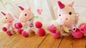 unicorn children's birthday parties in Gateshead and Newcastle