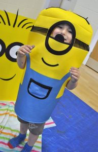 minions children's birthday parties in Gateshead and Newcastle