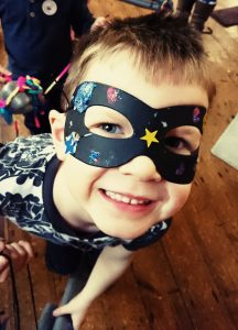 superhero children's birthday parties in Gateshead and Newcastle