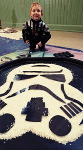 Star wars children's birthday parties in Gateshead and Newcastle