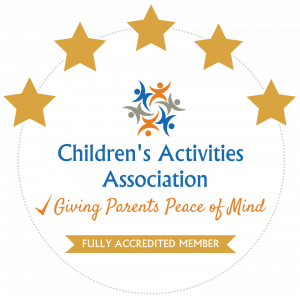 gold award for childrens activities association