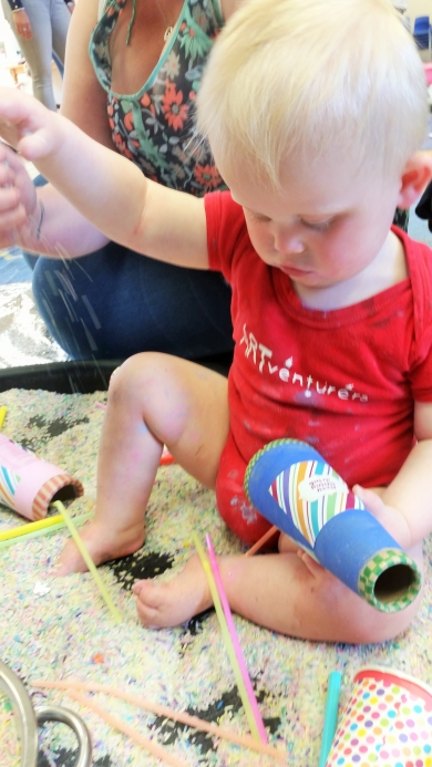 art classes for babies and toddlers in newcastle