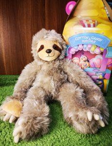 Build a bear sloth