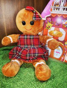 Build a bear gingerbread girl