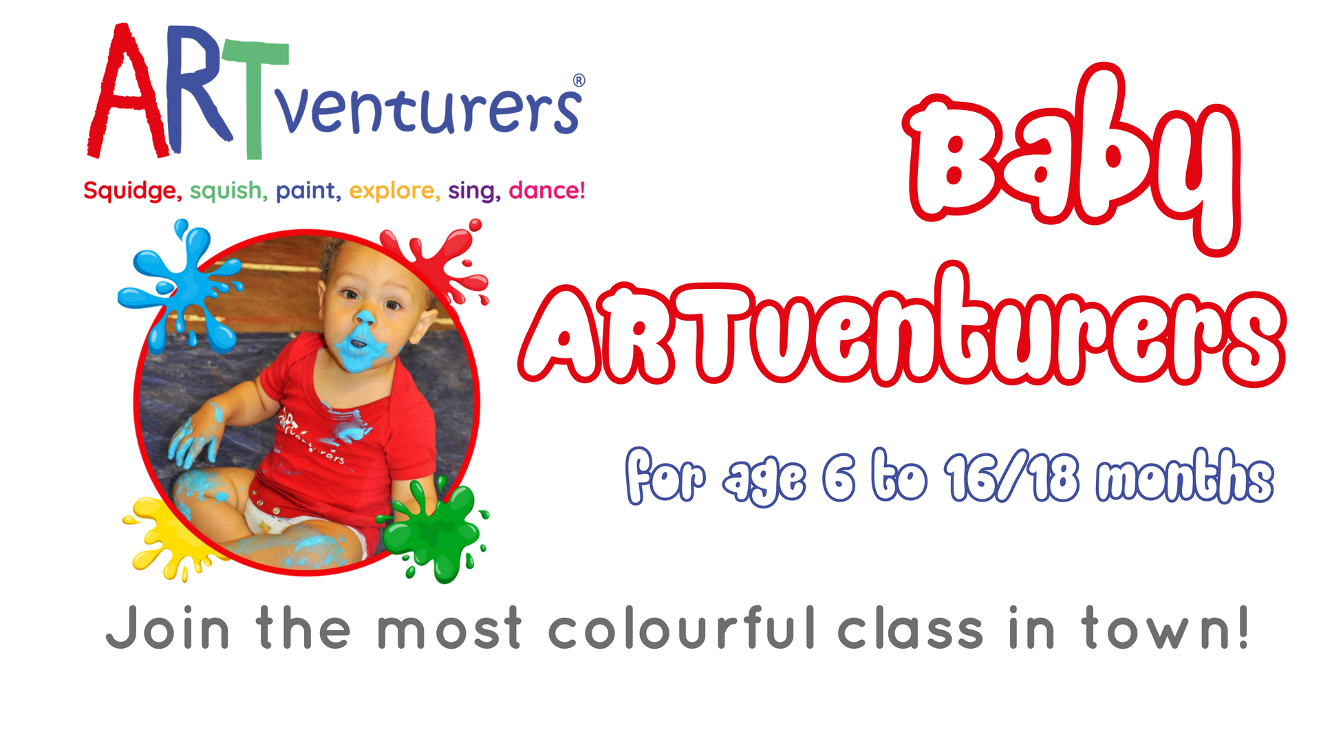 art classes for babies