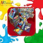 rainbow build a cuddly kit celebration cuddle kits