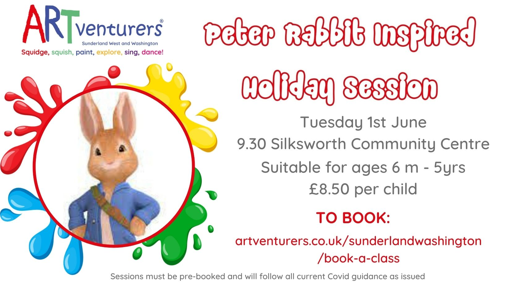 Peter Rabbit Inspired Holiday Session Silksworth