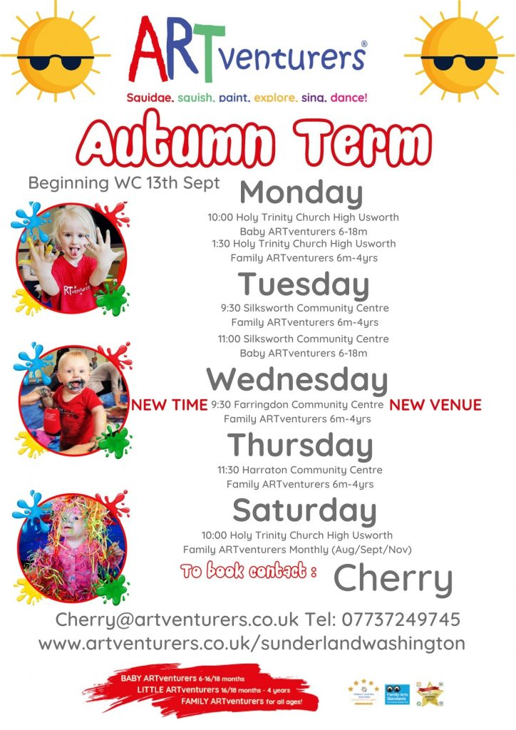 baby and toddler classes near me
