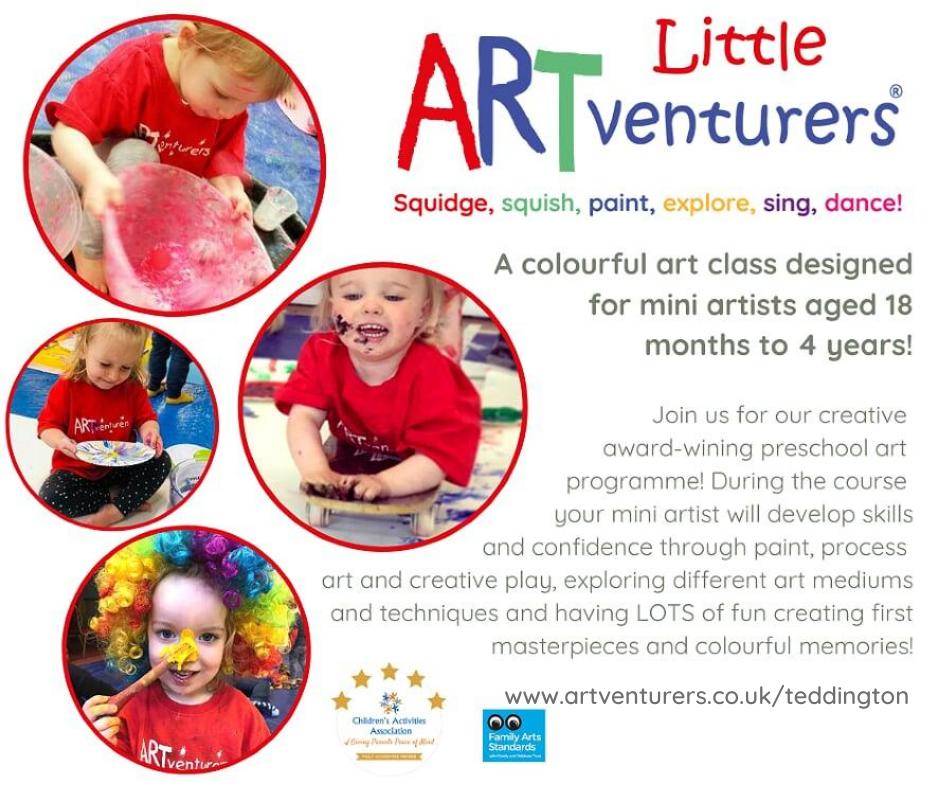 Little ARTventurers classes