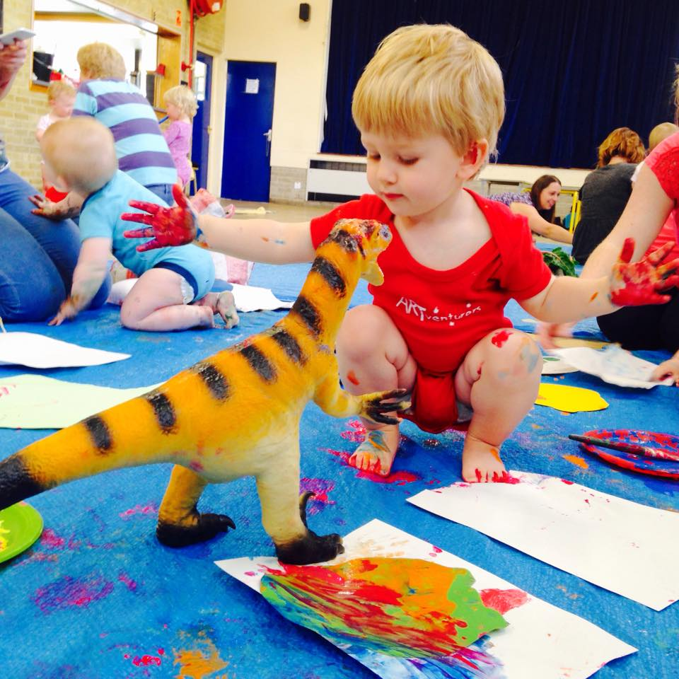 10 reasons why art and creative play is so important for for Craft classes for toddlers