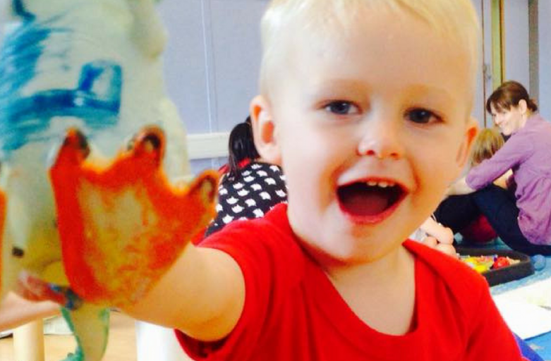 Baby class, Toddler class and Messy Play in South Leeds!