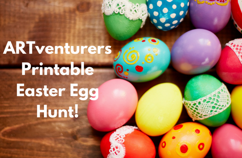 Printable Easter Egg Hunt!