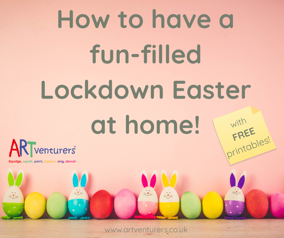 Ten Ways to Have A Fun-Filled Lockdown Easter At Home