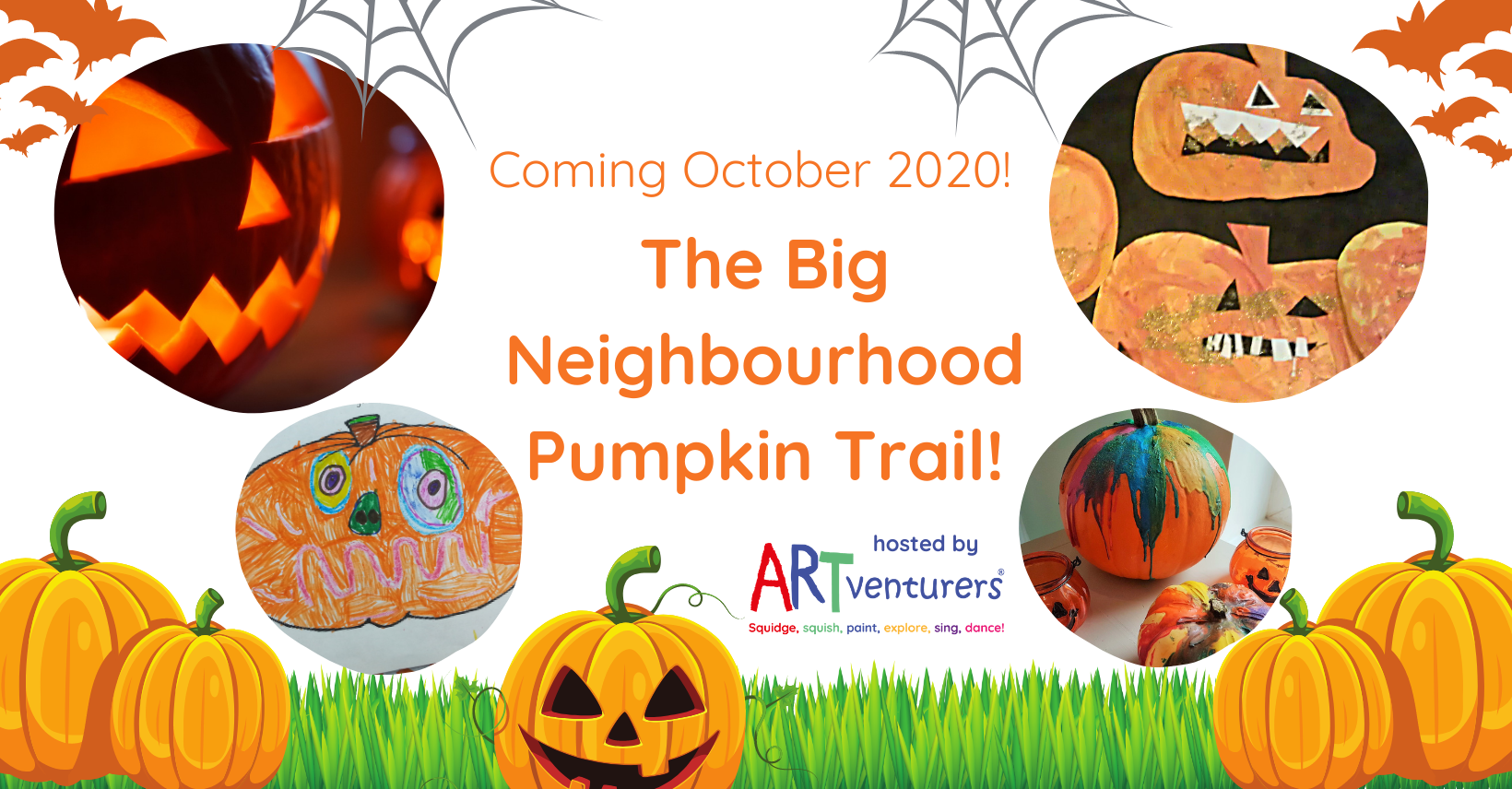 The Big Neighbourhood Pumpkin Trail -