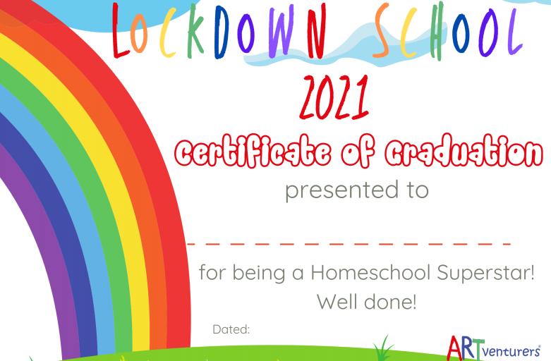 Printable Homeschool Graduation Certificate