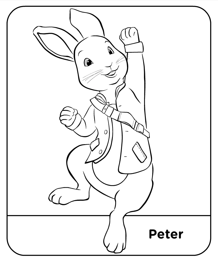Peter Rabbit Artventurers York